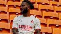 Jersey Baru AC Milan