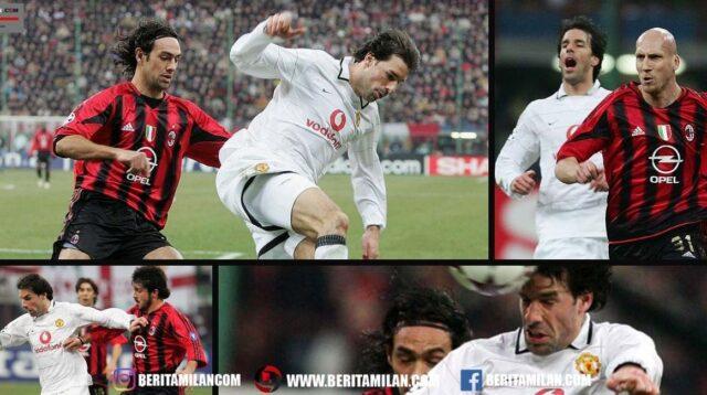 Nistelrooy vs AC Milan