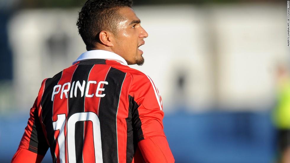 Kevin-Prince Boateng berita AC Milan