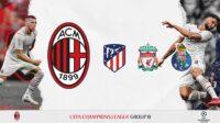 Undian Liga Champions AC Milan