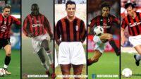 Striker AC Milan