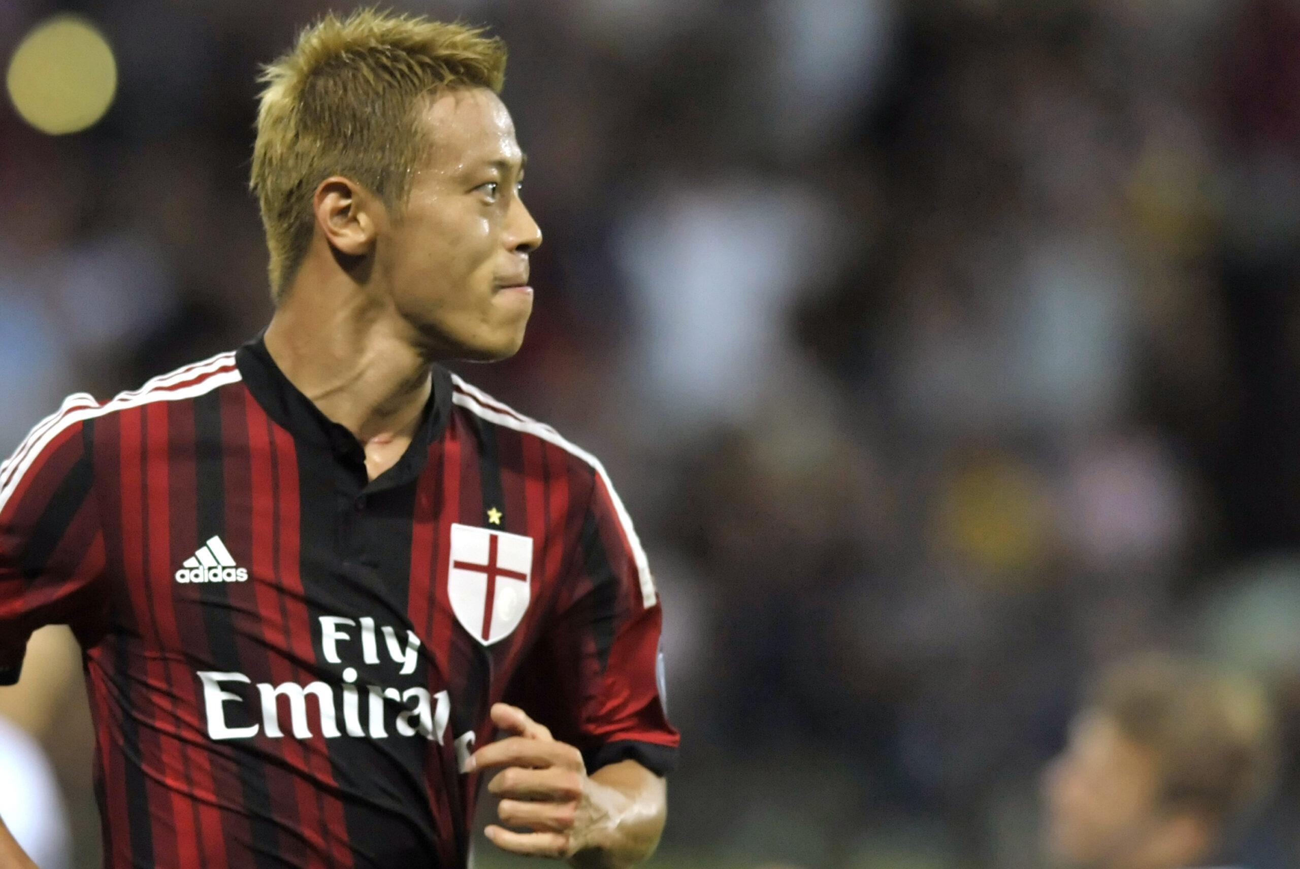Keisuke Honda Berita AC Milan