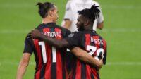Franck Kessie Zlatan Ibrahimovic Berita AC Milan