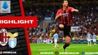 Highlight Pertandingan AC Milan