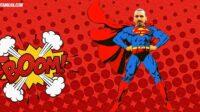 Ibrahimovic Superman