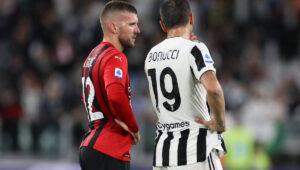Rebic vs Bonucci