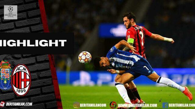 Porto vs AC Milan