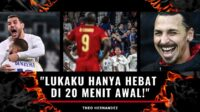 Theo Hernandez Lukaku Ibrahimovic