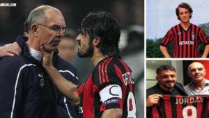 Joe Jordan AC Milan